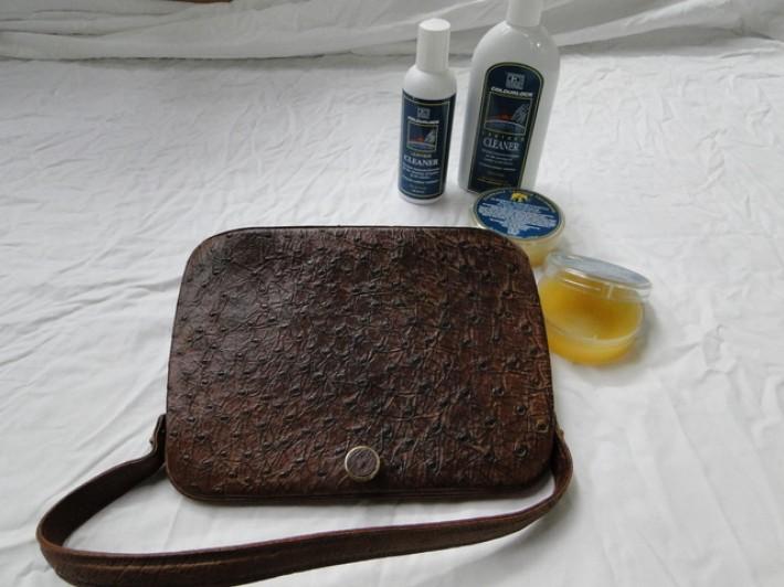 Alex Reconditioning Handbag Leather Repair Care