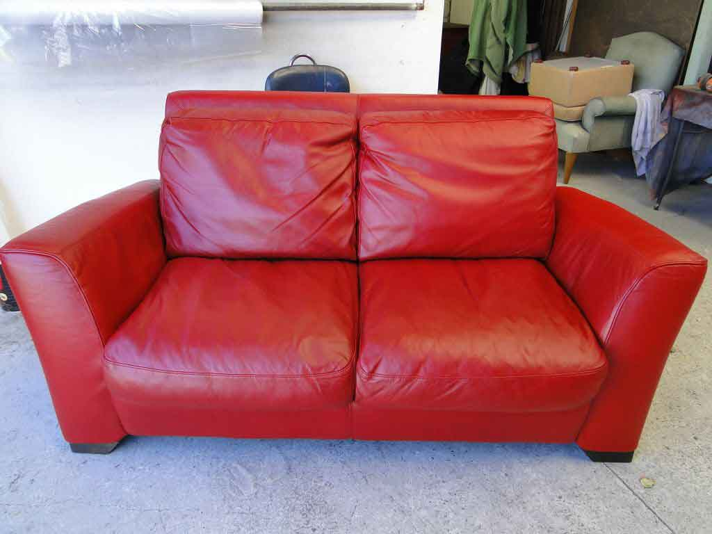 Couch Restoration